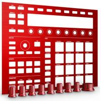 Maschine Custom Kit Dragon Red